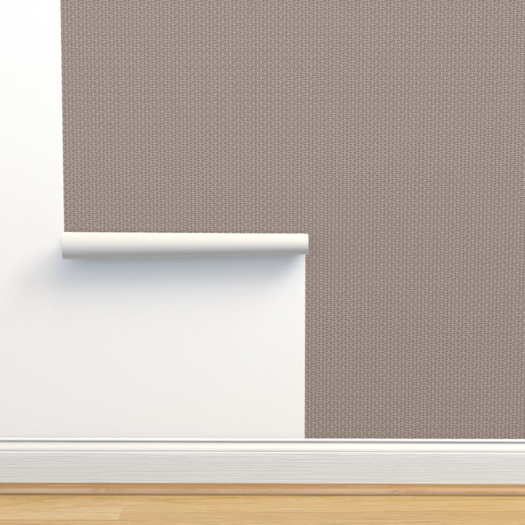 Isobar Durable Wallpaper featuring brown boxes sm by cindylindgren