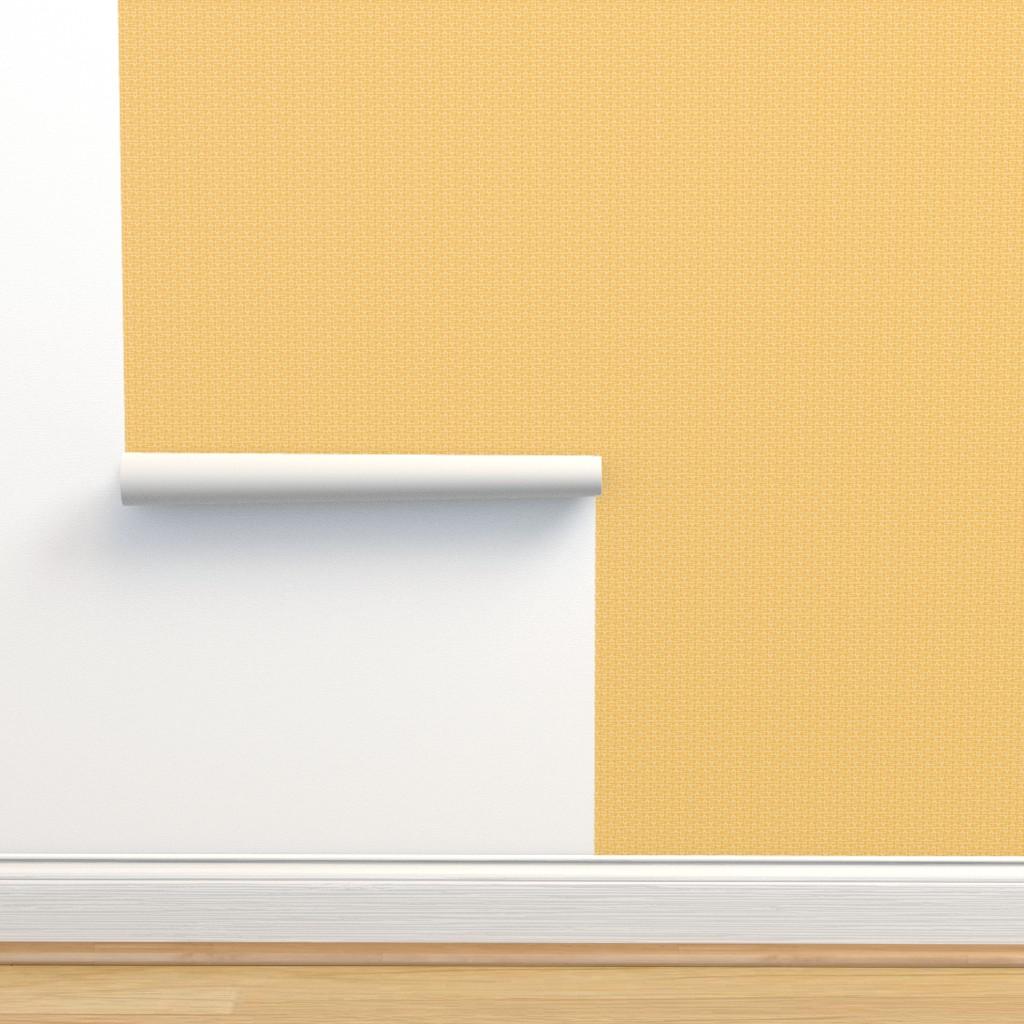 Isobar Durable Wallpaper featuring orange box sm by cindylindgren