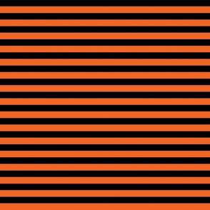Halloween Stripes - Orange and Black - small