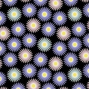 00759823 : S43floral : large daisies