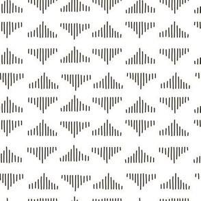 Abstract geometric nook, corner fashion design