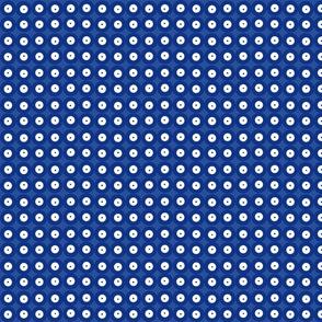 Polish Pottery - Blue Dot