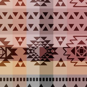 clothes theme with kilim