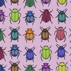 jewel tone beetles
