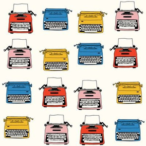 Granny Attic-typewriters