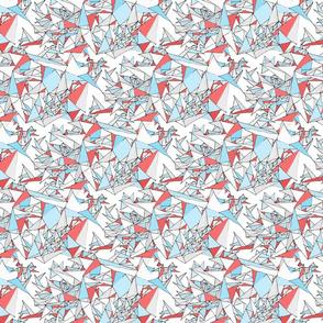 triangle overlap