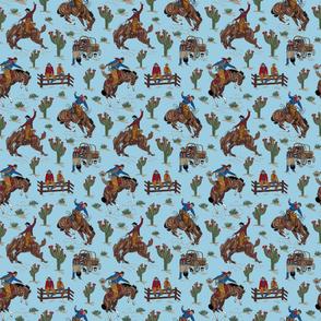 blue cowboys 6x6