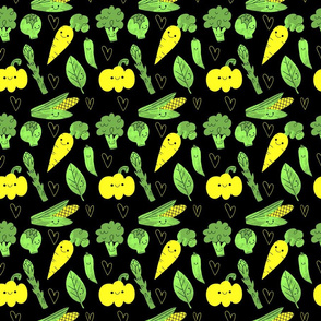 Little Happy Veggies