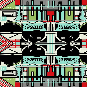Bauhaus Talk Of The Town   sewindigo