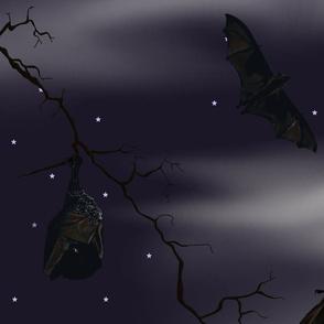 BATS a HUNTIN