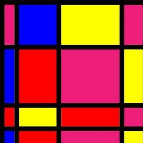Bauhaus Squares