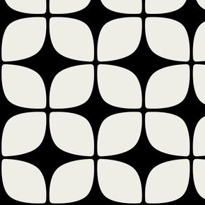 Square Black Mod Large
