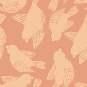 Flutter - peach