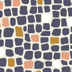 africa africa giraffe print - blend 6