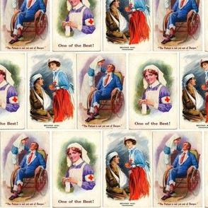 Vintage 1900's Nurses