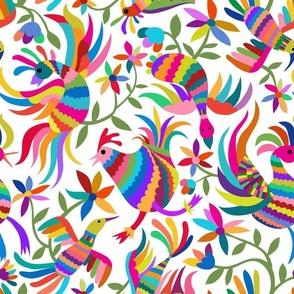 Flying Otomi Birds Ole!