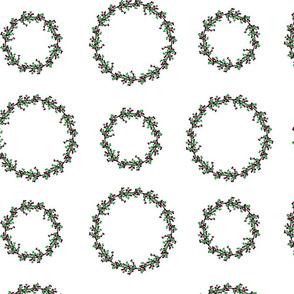 Christmas Wreath-01