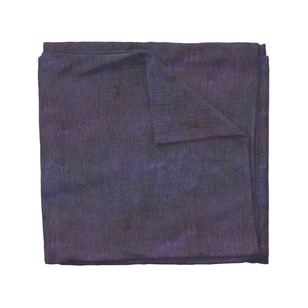 Wyandotte Duvet Cover featuring water-grass-purple by wren_leyland