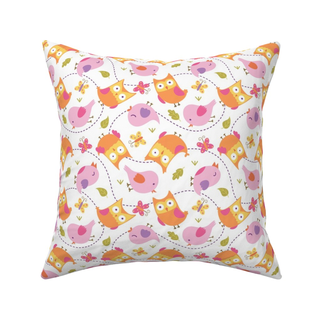 Catalan Throw Pillow featuring Animals By Air by malibu_creative