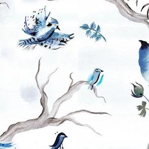 birds_branches_blues_sandie