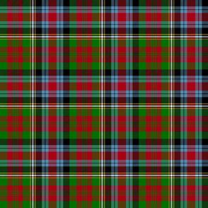"""Wilson's tartan #181 / Stuart tartan, 6"""""""