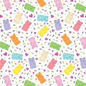 Gummy Bears and Sprinkles