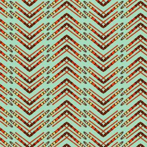 horsetails pattern