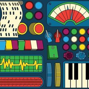 Magical Music Machine