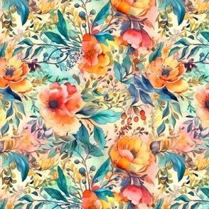 St-Bernard Dog Pattern
