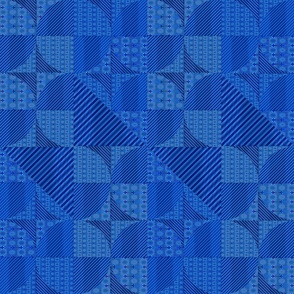 Blue Bauhaus Movement