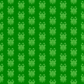Flower Dragon Pattern