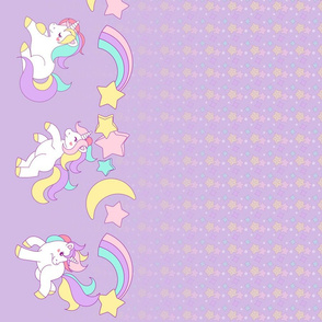 Unicorn Dance lilac