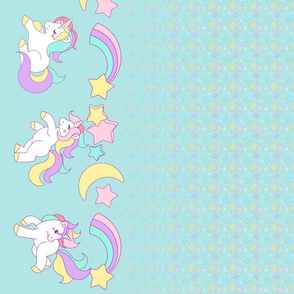 Unicorn Dance Mint