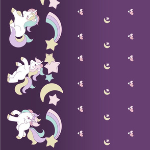 Unicorn Parade Plum