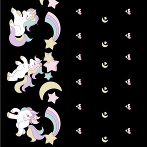 Unicorn Parade Onyx