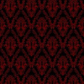 Tribal Luau Red