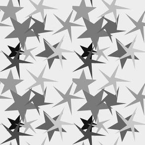 Etoiles grises / Grey stars