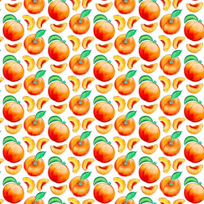Peaches Pattern
