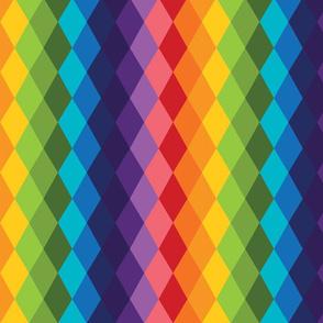 Rainbow Harlequin