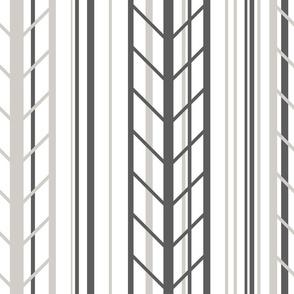 stripe arrow pattern