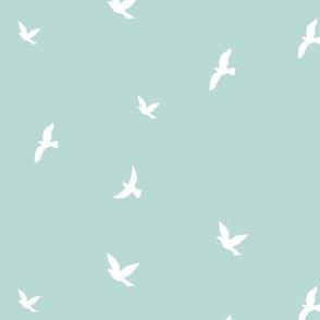 Birds - Mint