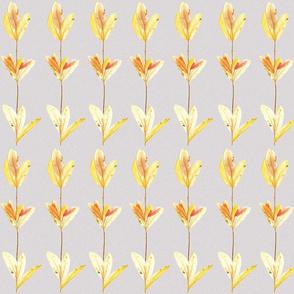 Yellow Willow n grey