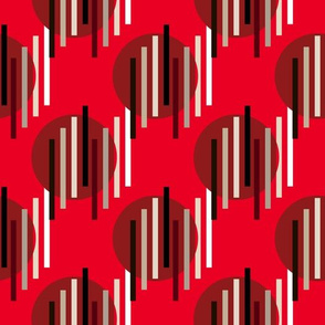 Red bauhaus