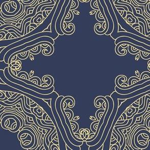 Mandala pattern47