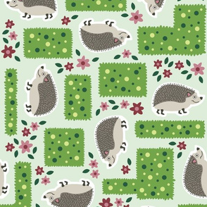 Hedges and Hedgehogs