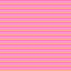 TIKI Pink Stripes