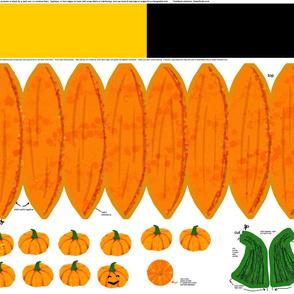 Decorate your pumpkin kit