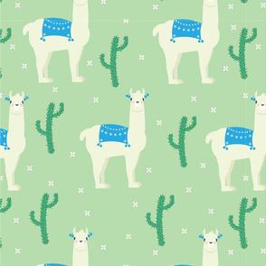 Llamas and Llamas