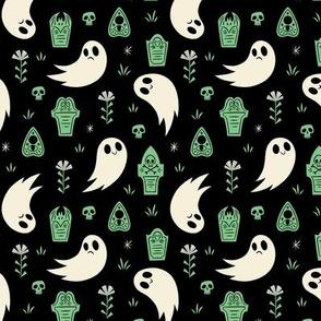 Stay Spooky (Green)