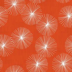Dandelions M+M Ruby by Friztin